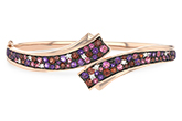 G242-79506: BANGLE 3.12 MULTI-COLOR 3.30 TGW (AMY,GT,PT)